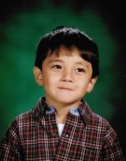 Tony First Grade